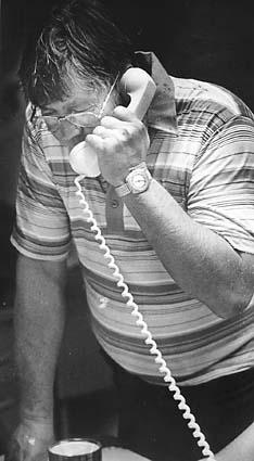 Grand Island Mayor Bob Kriz